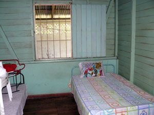 The children are gone so 3 of the 4 bedrooms get only sporadic use from visiting children and grandchildren.
