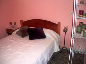 The ten guest rooms are small but aid the hostel experience.