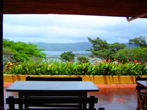 Lodge for sale at Lake Arenal, Costa Rica